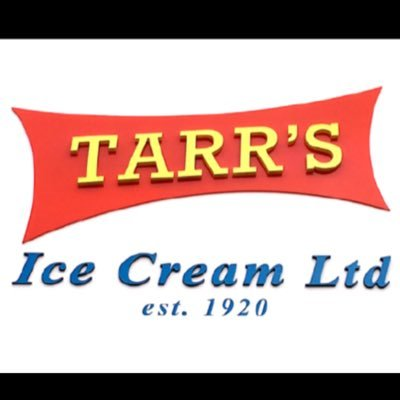Tarr's Ice Cream Ltd (@TarrsIceCream )