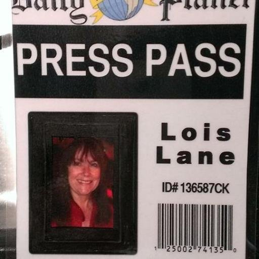 picture relating to Lois Lane Press Pass Printable titled Lois Lane - @loislane3792 Twitter Profile and Downloader Twipu