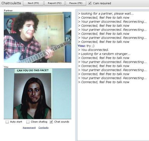 In required sign chatroulette Chatiw