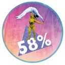 58% (@58pcnt) Twitter