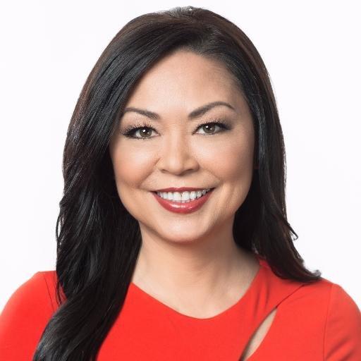 WBC-TV reporter Sophia Choi