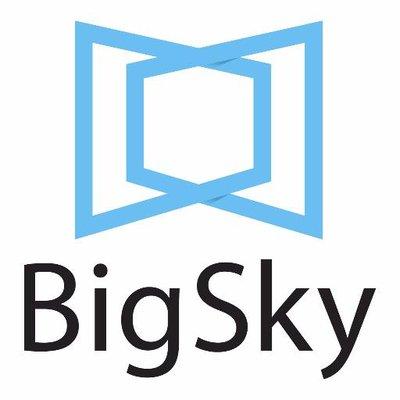 Image result for big sky tech logo image