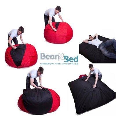 Bean2bed Beanbag Bed