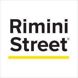 Rimini Street Company Logo