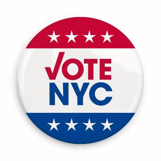 Go to https://t.co/UgvmxSKoOj to learn more about voting and serving as an NYC poll worker!