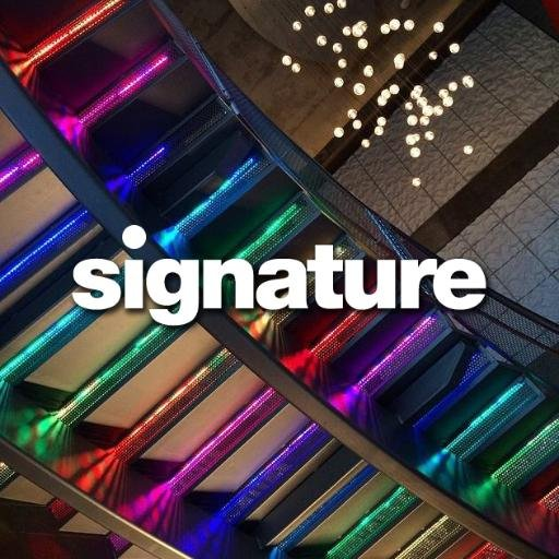 Signature Theatre Social Profile