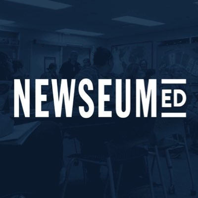 NewseumED (@NewseumED) Twitter profile photo
