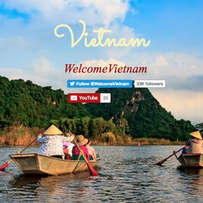welcomevietnam twitter