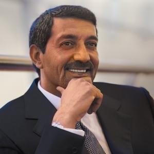 HH Sheikh Ahmed bin Saeed Al Maktoum