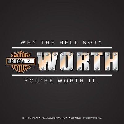 Worth Harley Davidson >> Worth H D Worthhd Twitter