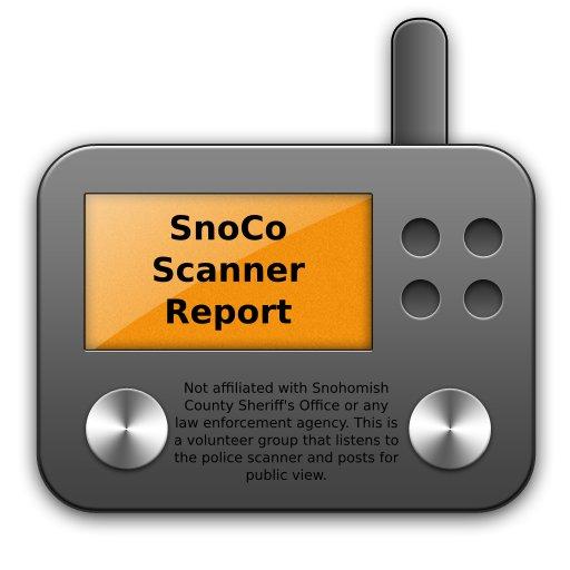 SnoCoScannerReport (@SnoCoScannerRep) | Twitter