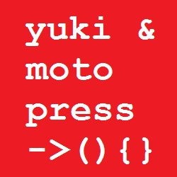Yuki & Moto Press