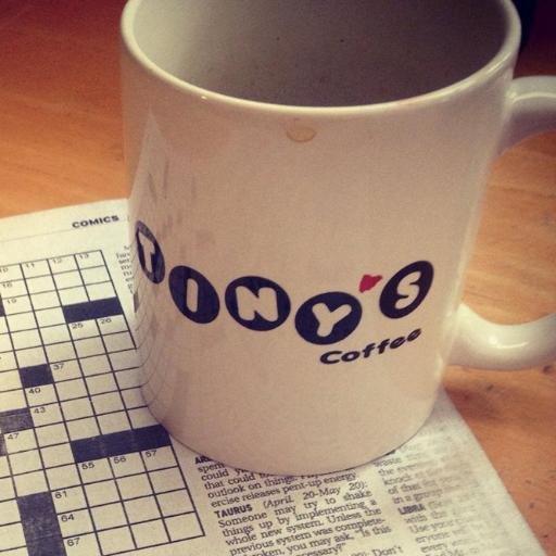 ☕  Tiny's Coffee  ☕