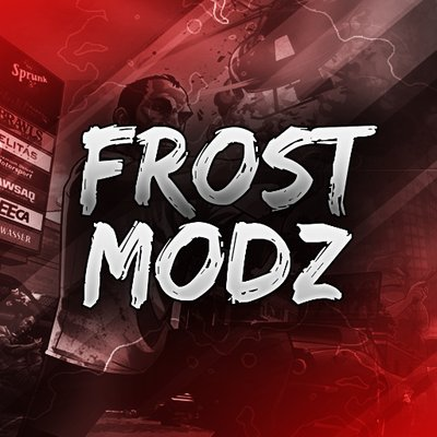 FROSTMODZ on Twitter: