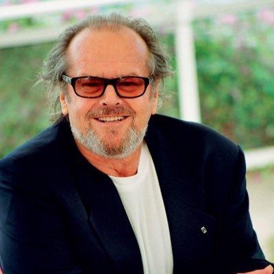 Jack Nicholson (@JackN...