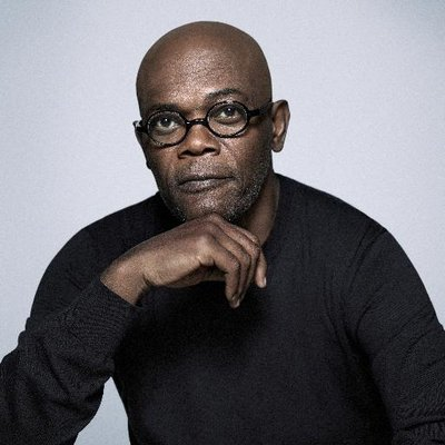 Twitter profile picture for Samuel L. Jackson