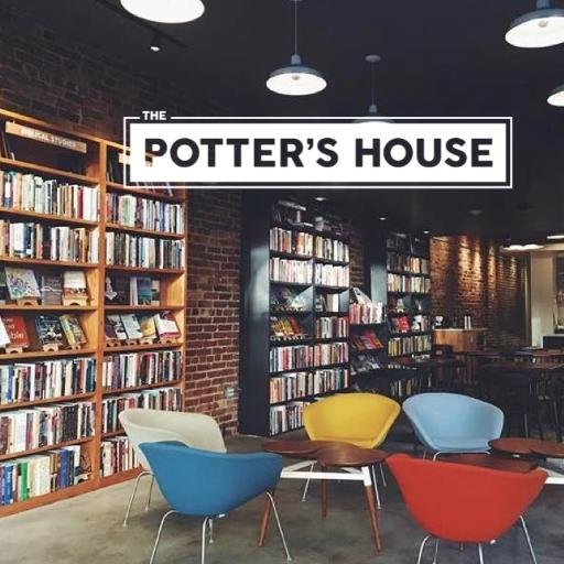 Image result for The Potter's House coffee dc