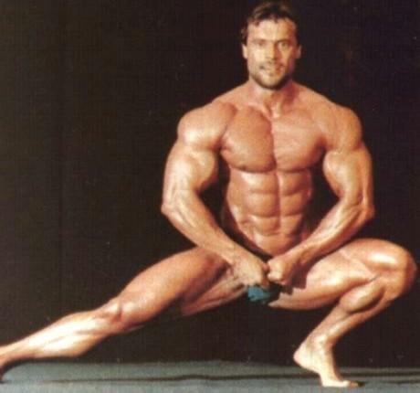 Rodrigo body worship muscle