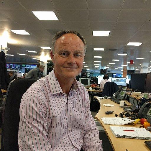 Nigel Stevenson