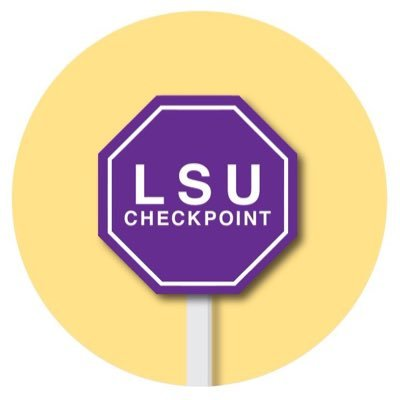 LSU Checkpoint on Twitter: