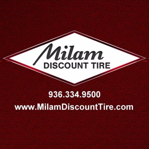 Milam Discount Tire Milamtire Twitter