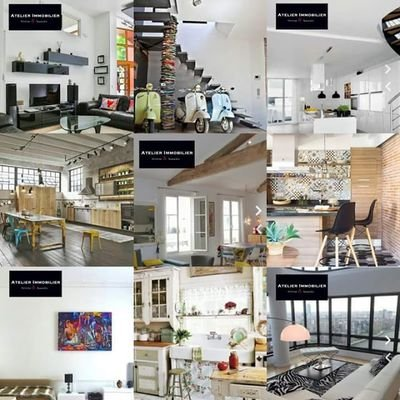 Atelier immobilier atelierimmob twitter for Appartement atelier