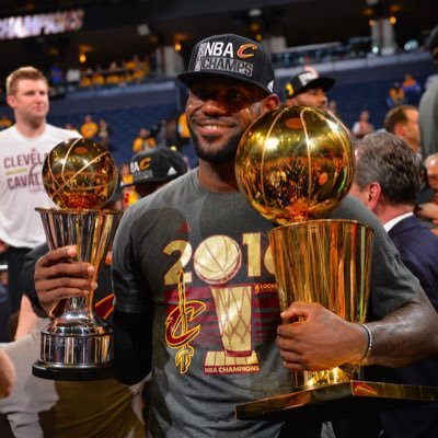 CEO #TeamLeBron Social Profile