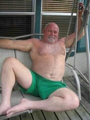 image Bear belly gay sex pencil dick twinks you
