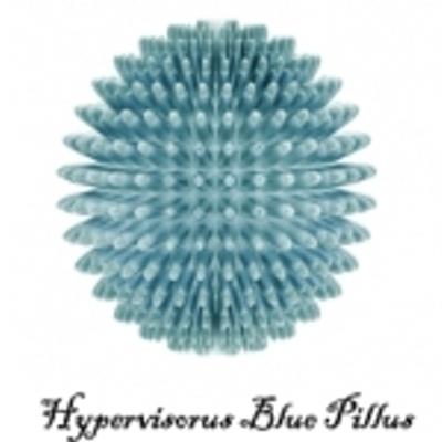 Hyperviscrusbluepillus 400x400