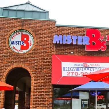 Mister B's Pizza & Wings