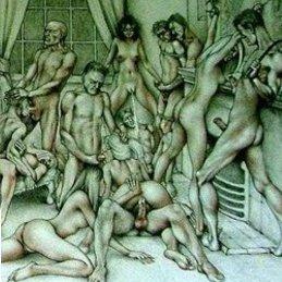 History of lesbian porn