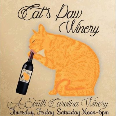 Cat S Paw Winery Rock Hill Sc