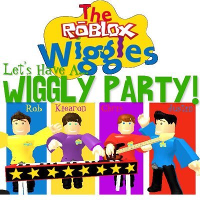 The Roblox Wiggles At Rblxwiggles Twitter