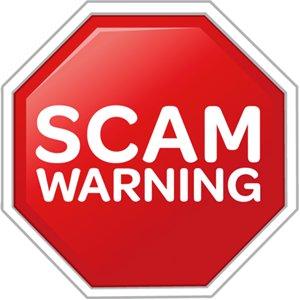 Scam site finder