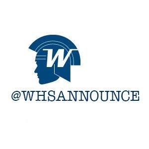 @WHSAnnounce