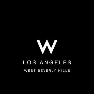 W Los Angeles Social Profile