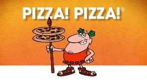 Image result for little caesars pizza pizza