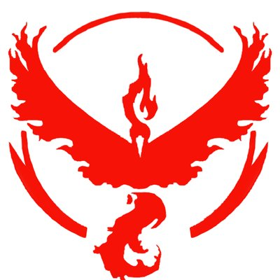 Team Valor GO (... Facebook Home Page Sign Out
