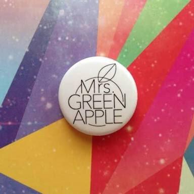 mrs green apple