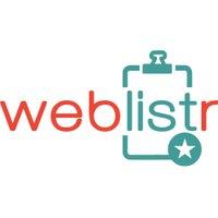 Weblistr @Weblistr Profile Image