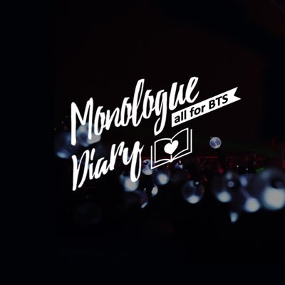 MonologueDiary