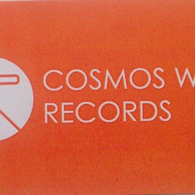 CosmosRecords (@CosmosRecords) Twitter profile photo