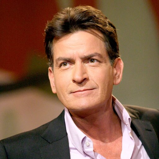 charlie sheen profile