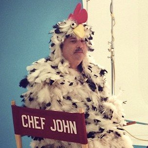 Chef John Social Profile