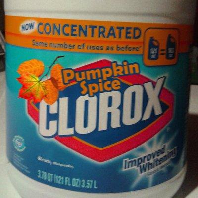 Pumpkin Spice Bleach SpiceBleach
