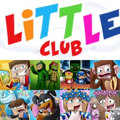 The minecraft fanart on twitter the little club https - The little club ...