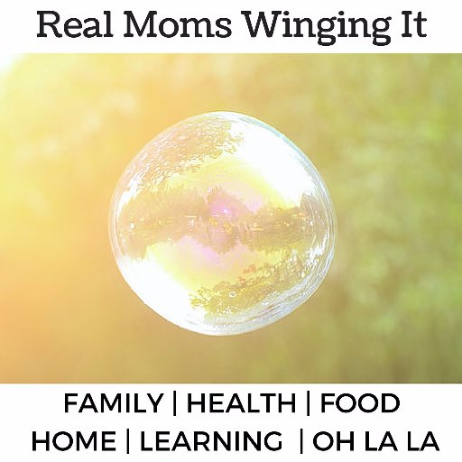 Real Moms Winging It