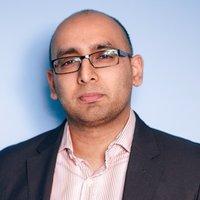 Tabish Khan twitter profile