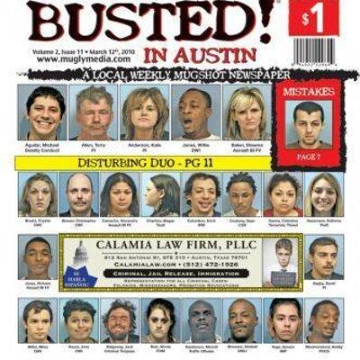 Busted In Austin (@bustedinaustin) | Twitter