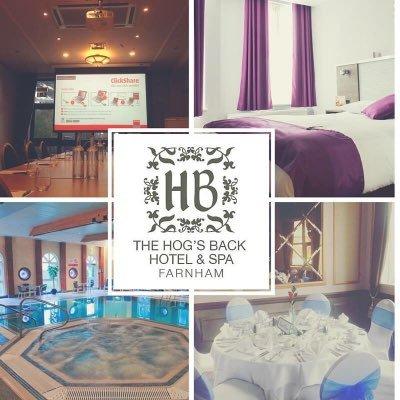 The Hogs Back Hotel And Spa Farnham